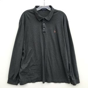 Polo Ralph Lauren Classic Fit LS Polo Shirt #1417